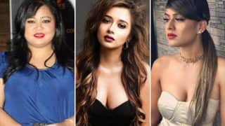 Bharti Singh Postpones Honeymoon, Nia Sharma Beats Deepika Padukone In 'Sexiest' List, Tina Datta Poses With Nude Model Ankit Bhatia - Television Week In Review