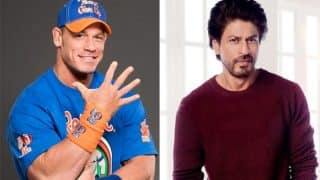 Shah Rukh Khan's Hilarious Reply to WWE Wrestler John Cena's Tweet Will Make You Applaud SRK's Wit and Intelligence Once Again