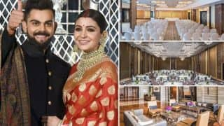 Virat Kohli and Anushka Sharma's Lavish Mumbai Reception Will be Held at Beautiful Astor Ballroom in St. Regis, Lower Parel