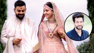 Did Ishqbaaz Actor Nakuul Mehta Just Take A Jibe At Anushka Sharma-Virat Kohli's Wedding Outfits?