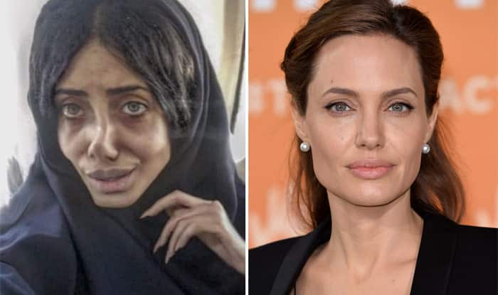 Sahar Tabar Old Pictures >> Surgery to Look Like Angelina Jolie Was Hoax: Iranian Teenager Sahar Tabar Says News of 50 ...
