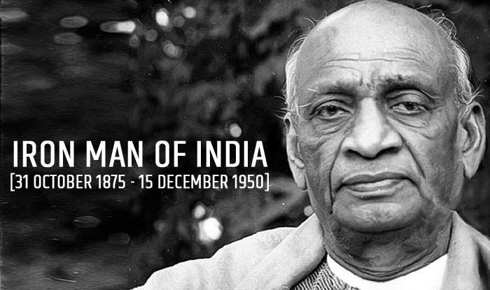 Sardar Vallabhbhai Patel Death Anniversary