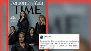 TIME Magazine Person of the Year 2017: The Silence Breakers Named For the #MeToo Movement