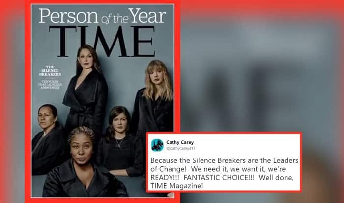 time magazine person of the year 2017 the silence