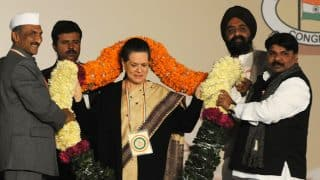 BJP's Ache Din Campaign Will Go The India Shining Route in 2019 Lok Sabha Elections, Says Sonia Gandhi