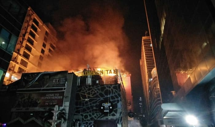 Major fire breaks out in Mumbai's Kamala Mills, 15 dead, 12 injured