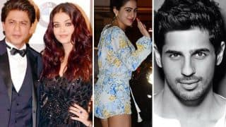 Aishwarya Rai Bachchan - Shah Rukh Khan, Sidharth Malhotra - Sara Ali Khan : 5 Jodis We Wish To See In 2018