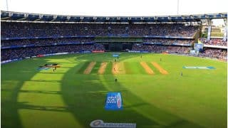 IPL 2021: BCCI Keen on Hosting Scheduled IPL Matches in Mumbai Despite Surge in COVID-19 Cases; Axar Patel, 10 Ground Staff Members Test Positive
