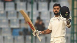 Virat Kohli Scores 20th Test Century, Becomes First Captain to Register Centuries in Each Test of a Three-Match Series
