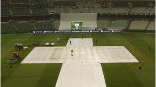 AUS vs ENG: बारिश ने इंग्लैंड की जीत की उम्मीद का इंतजार बढ़ाया
