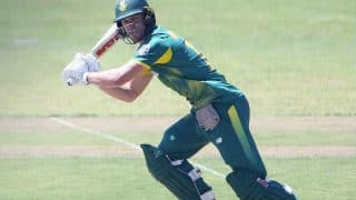 AB de Villiers Ruled Out of First Three India ODIs Due to Finger Injury