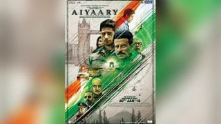 Aiyaary First Poster : Manoj Bajpayee And Sidharth Malhotra Gear Up To Selflessly Dedicate Their Lives For The Country