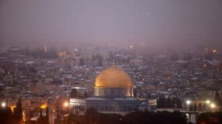 Jerusalem is Sacred Place For Muslims, Jews, And Christians: Here's Why