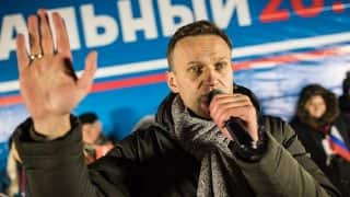 Russian Opposition Leader Alexei Navalny Barred From Contesting Presidential Elections