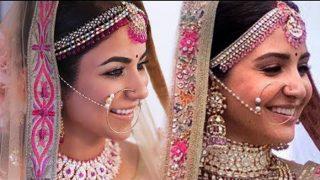 Anushka Sharma's Bridal Makeup: Step-by-Step guide to Anushka Sharma's Beautiful Bridal Makeup Look