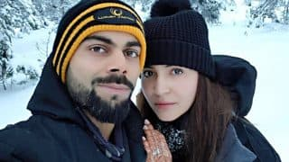 Anushka Sharma And Virat Kohli Are Honeymooning In Finland And Not Rome