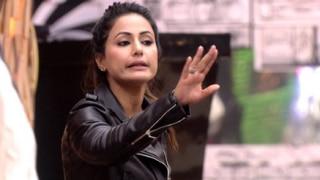 Bigg Boss 11 December 14 2017 Full Episode LIVE Update: Bigg Boss Shows Shilpa Shinde's Mimicry Of Hina Khan's Crying