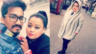 Bharti Singh - Haarsh Limbachiyaa's Winter Honeymoon Will Make You Go Awww - View Pics