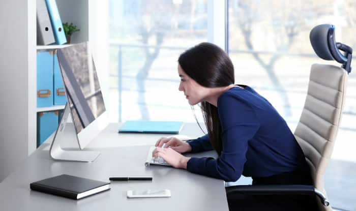 5 Simple Moves To Improve Your Poor Posture Caused By