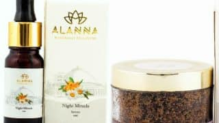 Alanna Night Miracle Serum and Detox Scrub Review: Say Hello to Healthy, Glowing Skin  With these Natural Products