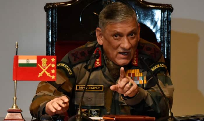 Indian army chief pitches for control over mosques, madrasas, schools in Kashmir