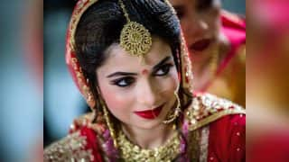 Diya Aur Baati Hum Fame Pooja Singh Ties The Knot With Longtime Boyfriend Kapil Chhattani - View Pics
