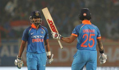 3rd ODI: Shikhar Dhawan Century Hands India Series Win