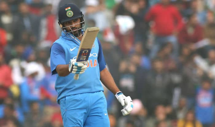 I just went through my routine - Rohit delighted with latest double hundred
