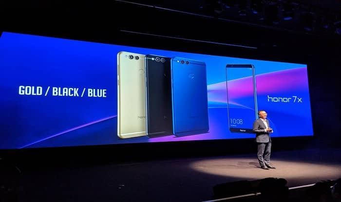 Huawei launches Honor 7X, to sell via Amazon in India