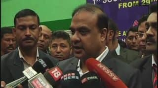 Guwahati: Two Arrested For Circulating SMS to Kill Assam Finance Minister Himanta Biswa Sarma