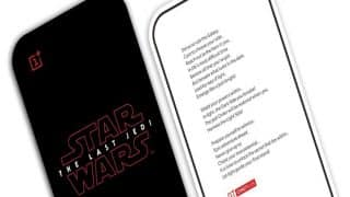 OnePlus 5T Star Wars Limited Edition Launched: Price in India, Specifications and More