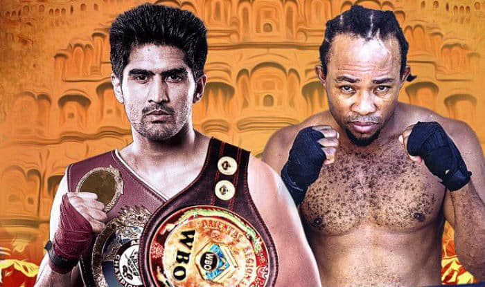 Sony acquires broadcast rights of Vijender Singh vs Ernest Amuzu boxing bout