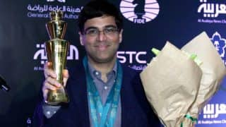Third Spot For Viswanathan Anand in World Blitz Chess; Magnus Carlsen Wins The Title