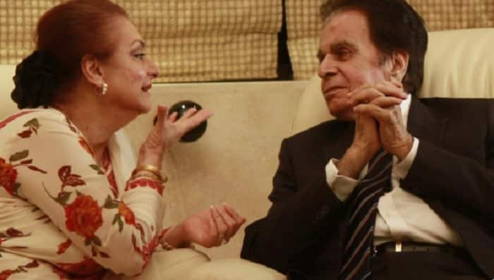 Dilip Kumar celebrates his 95th birthday; wife Saira Banu plans adorable surprises