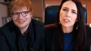 Ed Sheeran Wants to be a New Zealand National, Prime Minister Jacinda Ardern Asks him to Clear the Kiwi Test