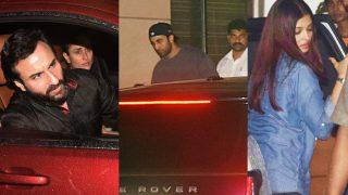Shashi Kapoor Passes Away: Aishwarya, Abhishek, Amitabh Bachchan, Kareena And Ranbir Kapoor, Kajol, Rani Mukerji And More Celebs Reach The Kapoor Residence (Pics)