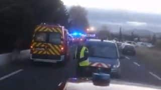 France: 4 Children Dead, Several Injured After School Bus Collides With Train