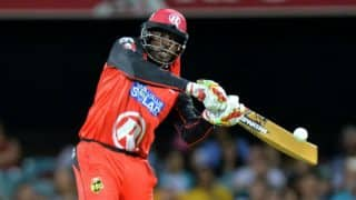 Bangladesh Premier League 2017: Chris Gayle Smashes Record 18 sixes in BPL Final