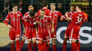 Champions League: Bayern Munich Halt Paris St Germain's Unbeaten Run