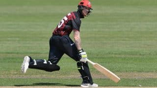Ben Stokes Fails With Bat For Canterbury, Suspense Over Ashes Return Continues