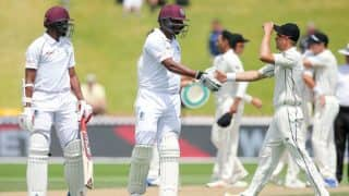 New Zealand Beat West Indies by an Innings And 67 Runs, Take 1-0 Lead