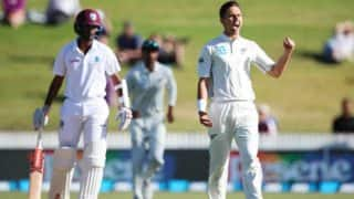 New Zealand vs Windies 2nd Test: Visitors in Trouble After Ross Taylor's Record Ton