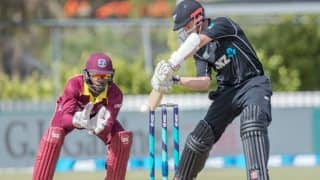 New Zealand vs West Indies 1st ODI: Hosts Beat Windies by 5 Wickets, Take 1-0 Lead