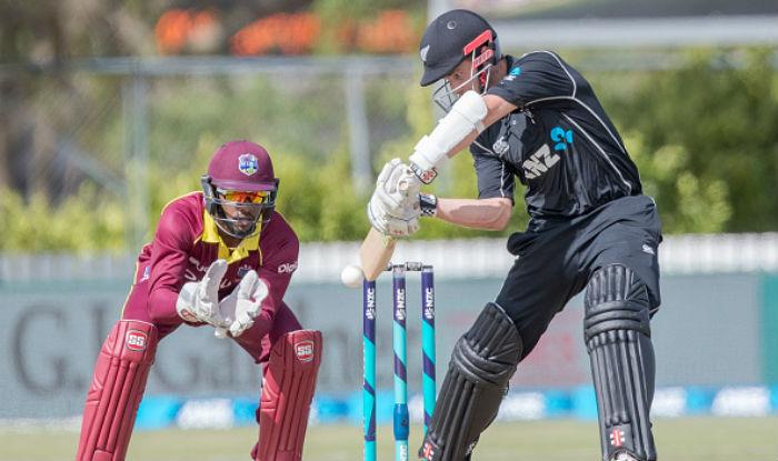 NZ win toss, bowl in first ODI