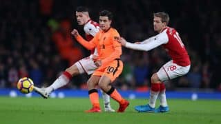 EPL 2017/18: Arsenal, Liverpool Play Out 3-3 Draw