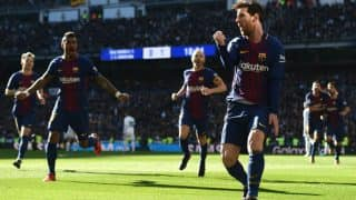 El Clasico: Barcelona Beat Real Madrid 3-0 to Solidify Position on La Liga Points Table