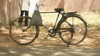 'Mujhe Maaf Kar Dena': Migrant Worker Steals Cycle in Rajasthan to Reach UP With Disabled Son, Leaves Behind Heartbreaking Note