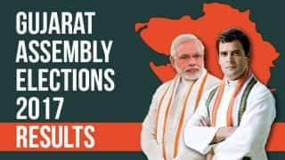 Gujarat Assembly Election Results 2017: BJP May Form The Government But Congress is The Big winner
