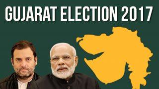 Gujarat Elections 2017 Results: BJP Wins in Dharampur, Valsad, Pardi and Umbergaon, Congress Wins Kaprada Seat