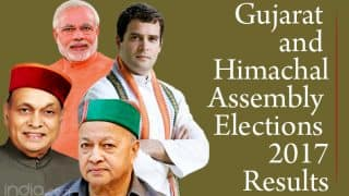 Gujarat, Himachal Pradesh Assembly Election Results: Counting Beings, BJP Takes Early Lead